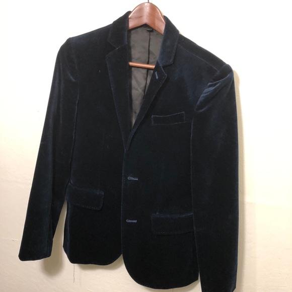 f6d9cfc4c9f3 J. Crew Jackets & Coats | Kids Ludlow Blazer In Velvet | Poshmark